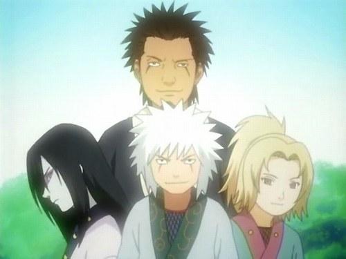 Naruto Teams 07