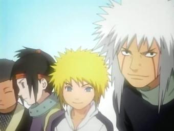 Naruto Teams 08